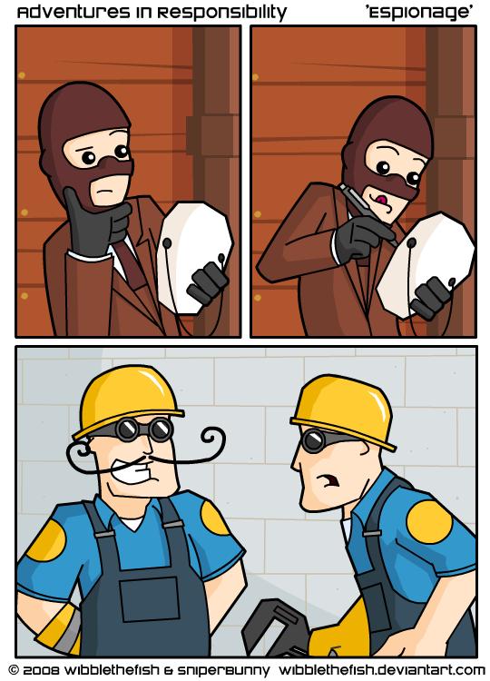 Espionage